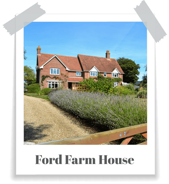 Ford Farm House Framed